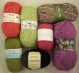 Knitting & Crochet Wool & Yarns