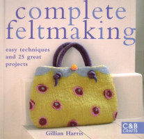Books about Felting