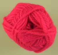Loweth - Crafty Knit DK - 409 Hot Pink