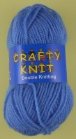 Loweth - Crafty Knit DK - 406 Saxe Blue