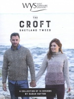 The Croft Shetland Tweed - Knitting Patterns from West Yorkshire Spinners
