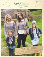 Knitting Book - WYS - Country Birds