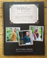 Illustrious DK Pattern Book - West Yorkshire Spinners