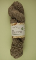 WYS - Bluefaced Leicester Fleece - Aran - Light Brown