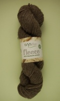 WYS - Bluefaced Leicester Fleece - DK - Brown