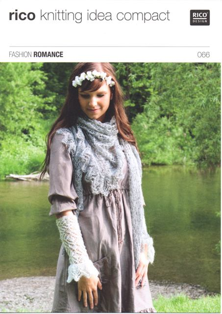 Cottontail Crafts Knitting Pattern Rico 066 By Rico Design For