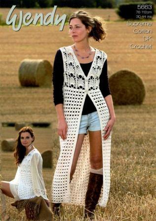 Cottontail Crafts - Wendy Knitting Pattern - 5663 - Crochet ...