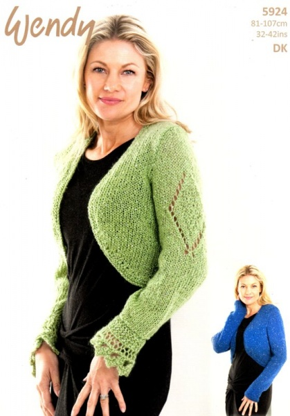 Cottontail Crafts Wendy Knitting Pattern 5924