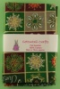 Fat Quarter - 174 Christmas - Snowflakes - Green