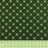 Fabric by the Metre - 251 Snowflakes - Green