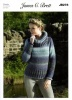 Knitting Pattern - James C Brett JB278 - Chunky - Sweater