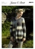 Knitting Pattern - James C Brett JB279 - Chunky - Cardigan