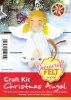 Christmas Angel - Felt Craft Kit
