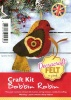Bobbin Robin - Felt Craft Kit