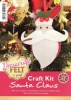 Santa Claus - Christmas Felt Kit