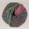 Rico - Melange Chunky - 050 Purple/Green