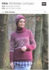 Knitting Pattern - Rico 018 - Tinto Chunky - Sweater