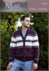 Knitting Pattern - Twilleys 9175 - Mist DK - Man's Jacket