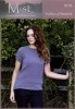 Knitting Pattern - Twilleys 9176 - Mist DK - Lace Yoke Top