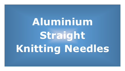 Aluminium Straight Knitting Needles