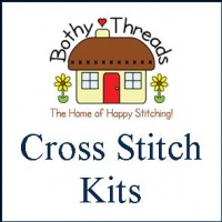 All Counted Cross Stitch Kits by Bothy Threads