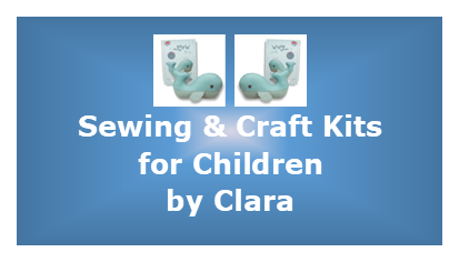Clara - Sewing & Craft Kits for Kids