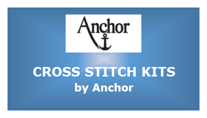 Anchor Counted Cross Stitch Kits