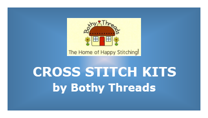 Cross Stitch Kits by Bothy Threads