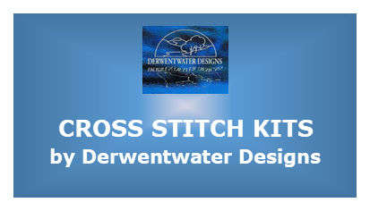 Cross Stitch Kits by Derwentwater Designs
