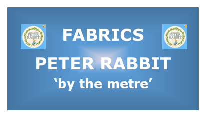 Peter Rabbit Fabrics