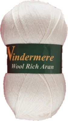 Loweth - Windermere - Wool Rich Aran