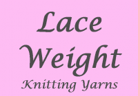 Lace-Weight Knitting Wool & Yarns