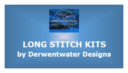 Long Stitch Kits by Derwentwater Designs