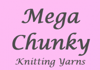 Mega Chunky Knitting Wool & Yarns
