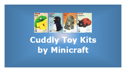 Cuddly Toy Kits - by Minicraft