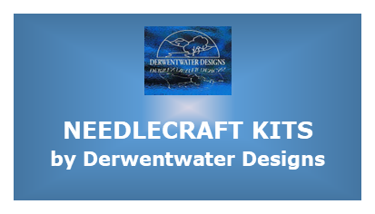 Needlecraft Kits by Derwentwater Designs
