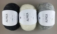 Rico - Luxury Alpaca Superfine - Aran