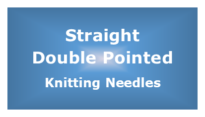 Knitting Needles - Double-Pointed