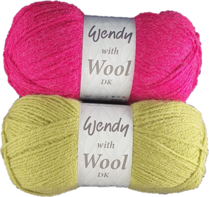 Wendy - with Wool - DK