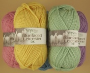 WYS - Bluefaced Leicester - DK - Dyed