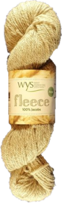 WYS - Jacob Fleece - Aran - Natural