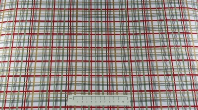 Fabric by the Metre - Shimmer and Sparkle - Plaid