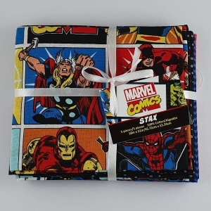 Marvel Comics - Fat Quarter Collection