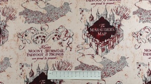 Fabric by the Metre - Harry Potter