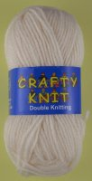Loweth - Crafty Knit DK - 353 Cream