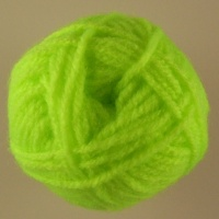 Loweth - Crafty Knit DK - 410 Electric Green