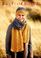 Knitting Pattern - Hayfield 10009 - Bonus Chunky - Accessories