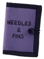 Needles and Pins Holder - Lilac