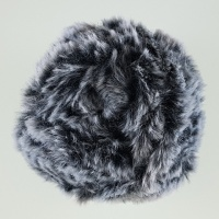 James C Brett - Chinchilla Super Chunky Fur - CH05
