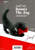 Dennis the Dog - Felt Craft Kit